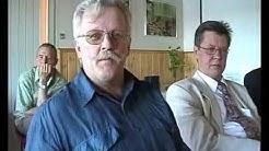 Class Reunion in 2000 Luokkakokous Oulun ammattikoulun ensimmäiset sähköasentajat