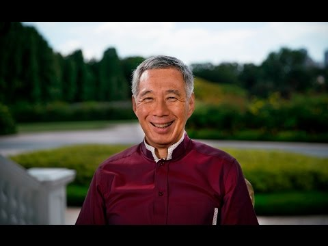 PM Lee Hsien Loong's New Year message