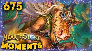 That Got Pretty Infinite!! | Hearthstone Daily Moments Ep. 675