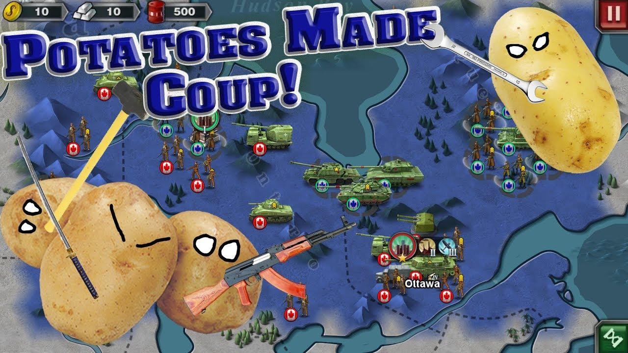 Warlordsgaming Potatoes