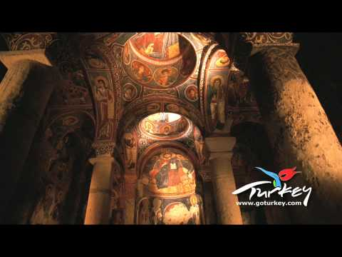 "Turkish Tourism : Cappadocia ""Designed by Nature"""
