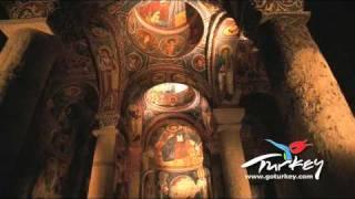 "Turkish Tourism : Cappadocia ""Designed by Nature"""