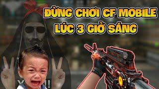 Đừng Chơi CF Mobile / CF Legends Lúc 3 Giờ Sáng : M4A1 Transfomer Punk - Việt Thắng Gaming