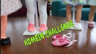 American Girl vs Our Generation Kombin Challenge!! En Şık Oyuncak Bebek Hangisi* Bidünya Oyuncak