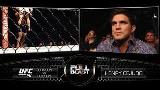 UFC 197: Cejudo Full Blast at UFC 191