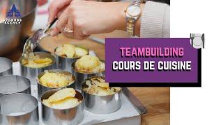 Upgrade Agency - Teambuilding : Apprenez à cuisiner en équipe