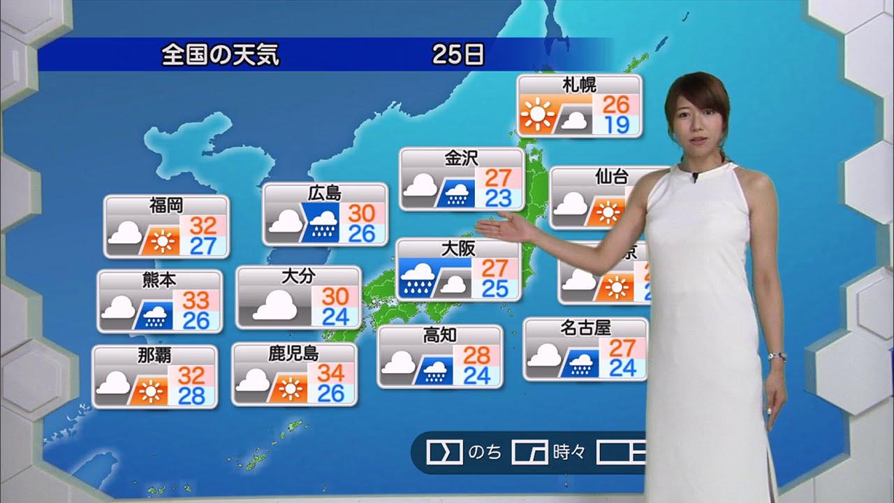 ☆お天気キャスター解説☆ 7月25日...