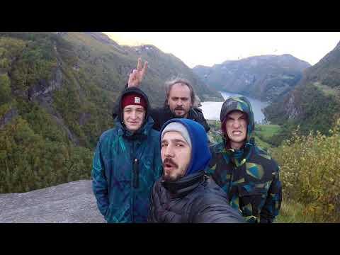 Norway. Trip to Geiranger.
