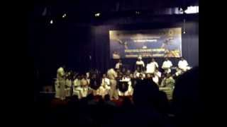 indian naval symphony orchestra tri-services song