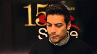 Mi experiencia en Stage Entertainment - Carlos Rivera (El Rey León)