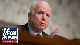 McCain slams Trump congratulating Putin for re-election