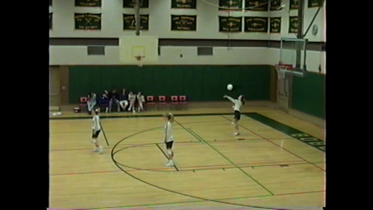 NAC - Seton Catholic Volleyball  1-26-95