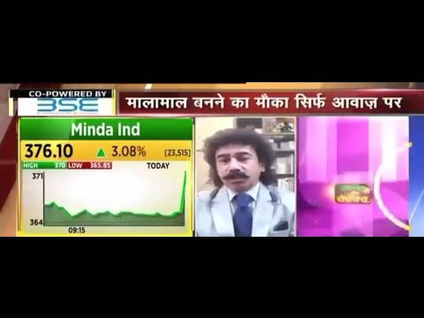 Gaurang Shah's Picks From Midcap IT, Auto Ancillary, Tyre, Power Supply
