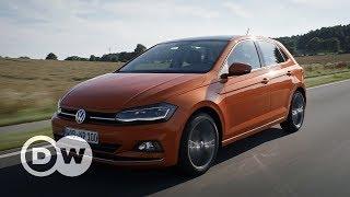 Erdgas im Tank: der neue VW Polo TGI | DW Deutsch