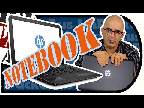 Notebook HP 15-ay119ng / (15,6 Zoll / Full HD) ERSTEiNDRUCK Laptop / Core i5-7200U / 256 GB SSD