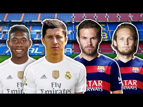 Real Madrid & Barcelona To Begin Spending Spree? | Transfer