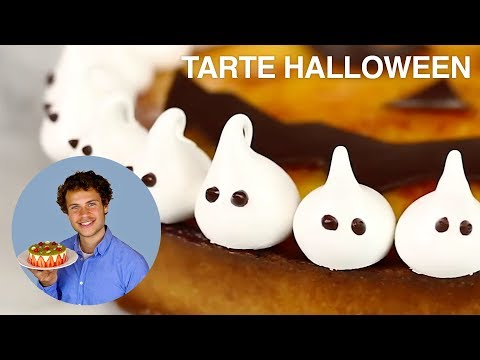 recette-de-la-tarte-orange-d'halloween