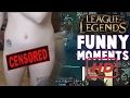 Funny LOL LoL Funny Moments #3   blondietwitch NUDE   imaqtpie   Pokimane