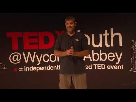 Fear... A Misunderstood Friend | Mick Dawson | TEDxYouth@WycombeAbbey
