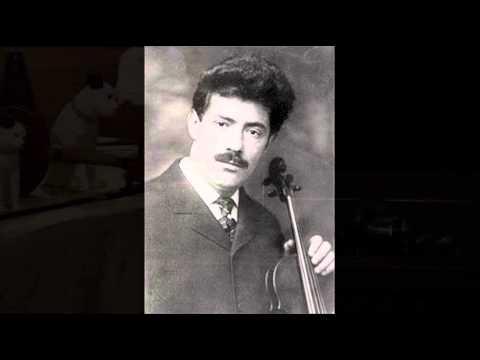 Fritz Kreisler - ALOHA OE (1925)