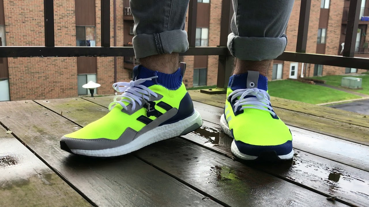 Adidas Ultra Boost Mid (PROTOTYPE