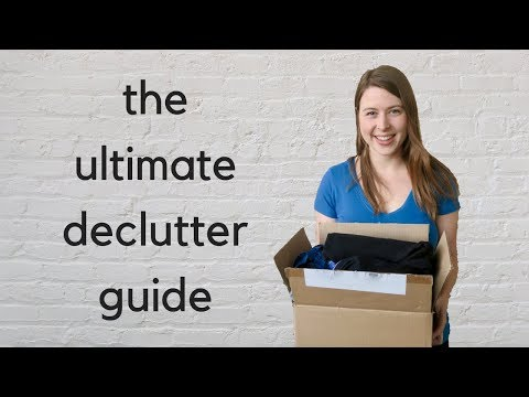 10 Types of Clutter + How to Get Rid of It | How to Declutter