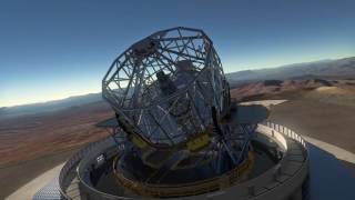 New Design Unveiled for Massive Mega-Telescope | Video