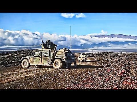 Marines Let-It-Rip At Pohakuloa Training Area Hawaii