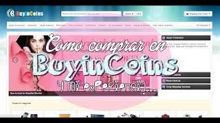 Como comprar en BuyinCoins (México) Mi experiencia