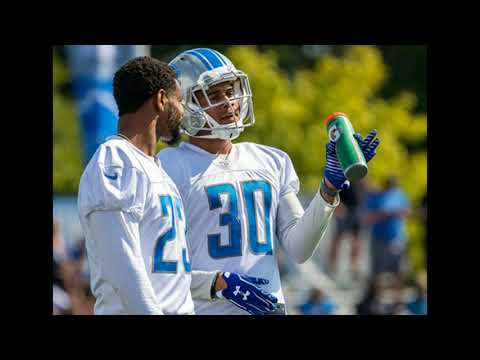 Detroit Lions: Could Darius Slay & Teez Tabor Become The Next Great Defensive Tandem?