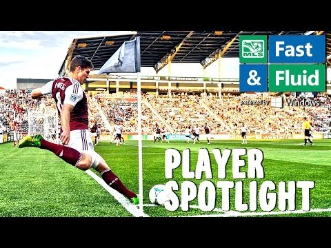 Fast & Fluid Player Spotlight: Dillon Powers