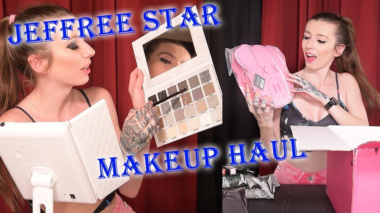 Cremated Palette + More Jeffree Star Makeup