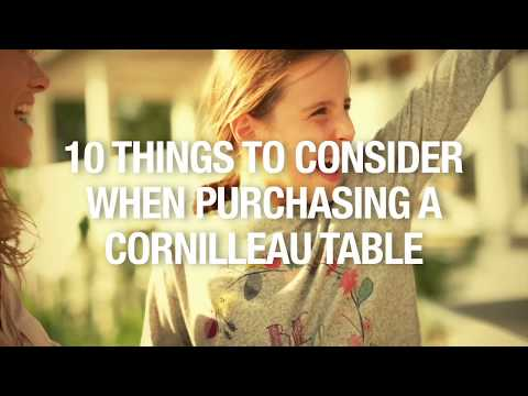 HOW TO CHOOSE YOUR PING PONG TABLE ? (UK) By Cornilleau