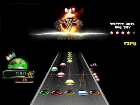 """Frets on Fire - """"Eruption"""" - Expert Guitar 4*"""