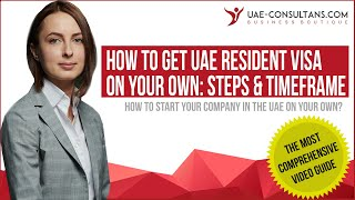 Uae Resident Visa: Steps To Be Taken To Get One