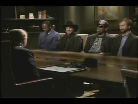 Dennis Rodman on Celebrity Apprentice