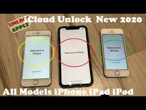 New 2020!! Factory ICloud Unlock✔ Remove Apple Activation Lock All Models Apple 1 Million % Working✔