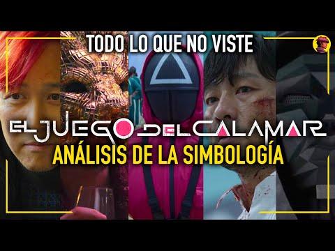 EL JUEGO DEL CALAMAR | TODO lo que NO VISTE: Análisis de la SIMBOLOGÍA