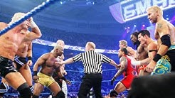 SmackDown: 10-Man Money in the Bank Tag Team Match