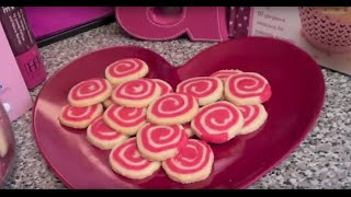 Best Pinwheel Shortbread Cookies