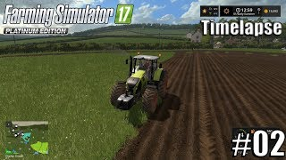 Farming Simulator 17 - Gwenddwr Farm - Timelapse # 2 - Land Expansion