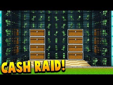 QUICK CASH RAID! | Minecraft FACTIONS #619