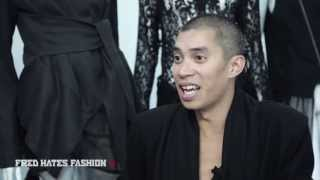 Anthony Capon and et al - FRED HATES FASHION Interview Thumbnail
