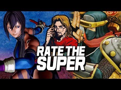 RATE THE SUPER: Samurai Shodown 2019