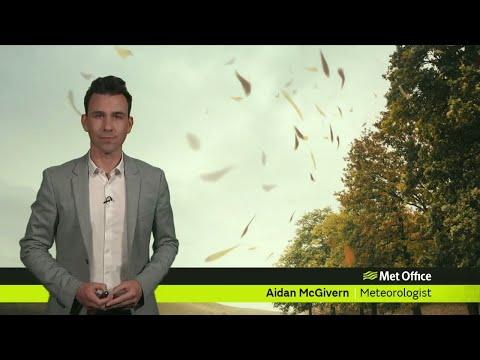 Wednesday evening forecast - 13/06/2018