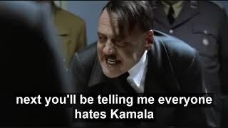 Hitler finds out Thedonald.win is investigating the election results.