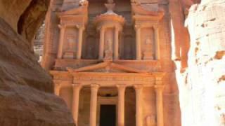 Jordanie la visite de Petra