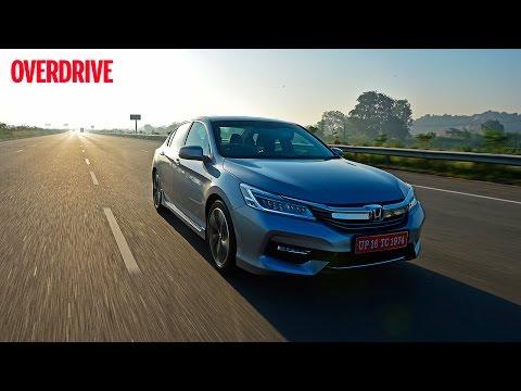2016 Honda Accord Hybrid first drive review