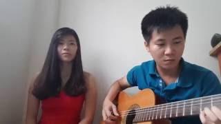 Thằng Cuội - Guitar đệm hát - Tôi thấy hoa vàng trên cỏ xanh - Thành Trung - Moon Miu