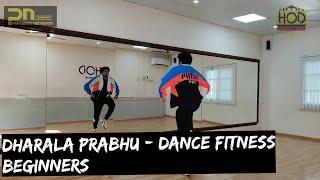 Dharala Prabhu | Dance fitness by Pranav Padmachandran | High On Dance